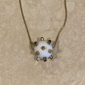 Betsey Johnson Bomb Necklace